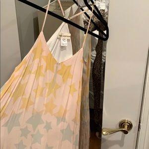 Mara Hoffman Dresses - Silk star print dress
